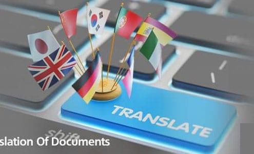 خدمات ترجمه مدارک برای ویزای کانادا