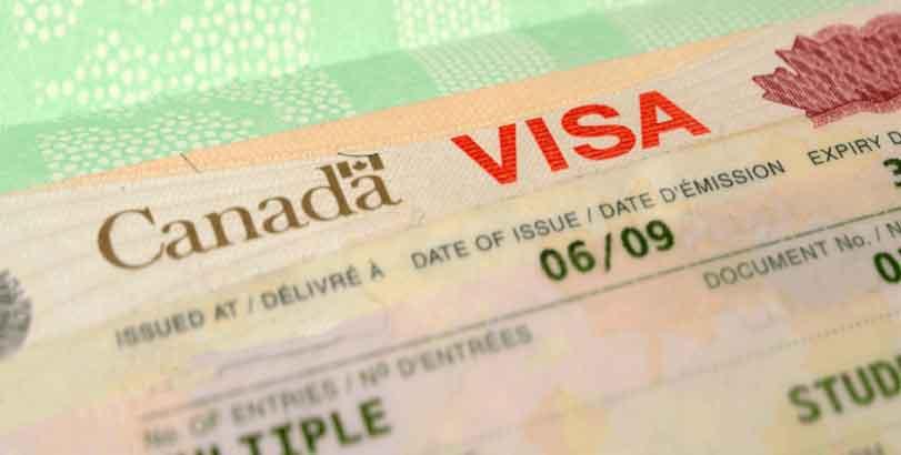 ویزای پنج ساله کانادا
