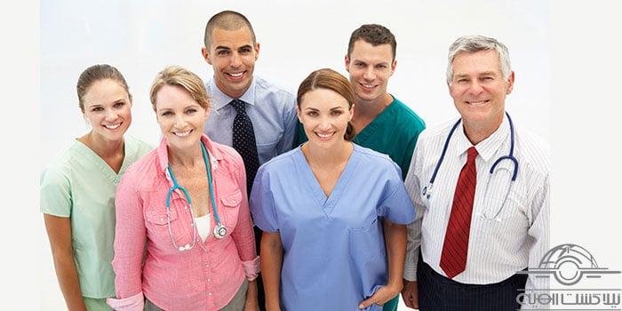 مشاغل بهداشتی در کانادا