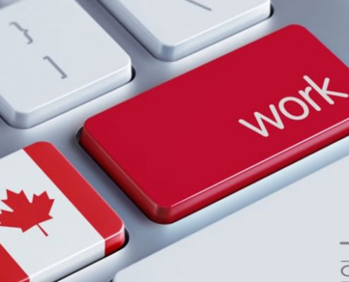 جستجوی کار در کانادا