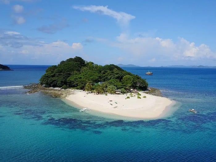 جزیره در فیلیپین